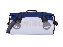 vodotěsný vak Aqua RB-30 Roll Bag, OXFORD (bílý/modrý, objem 30 l)
