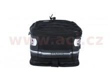brašna na sedlo spolujedce F1 Tailpack, OXFORD - Anglie (černá, objem 18 l)