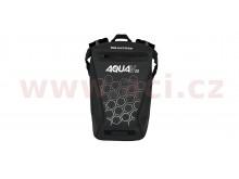 vodotěsný batoh AQUA V20, OXFORD (černá, objem 20 L)