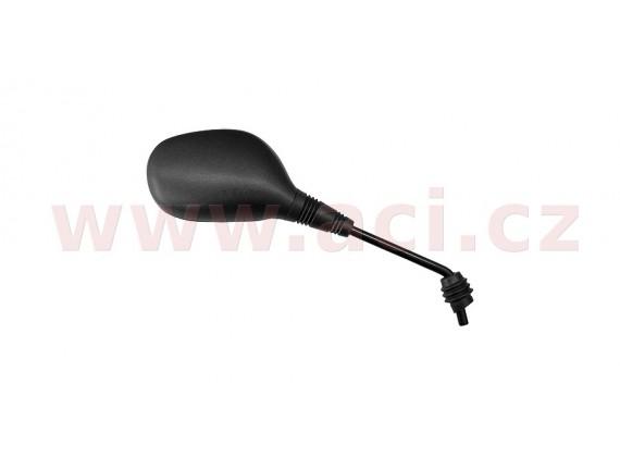 zpětné zrcátko plastové (zavit pravý M10), Q-TECH, P