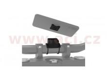 držák mobilních telefonů/kamer/navigací CLIQR, sada pro upevnění pomocí zdrhovacích pásek,