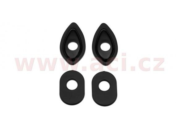 adaptéry pro osazení blinkrů do kapotáží Honda, OXFORD - Anglie (2 páry)