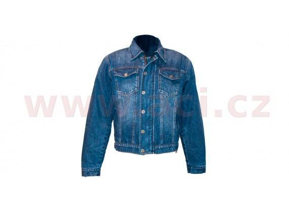 bunda Jeans Aramid, ROLEFF (modrá)