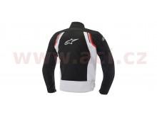 bunda AST Air, ALPINESTARS (černá/bílá/červená)
