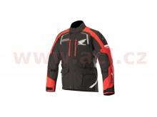 bunda ANDES Drystar HONDA kolekce, ALPINESTARS (černá/červená)
