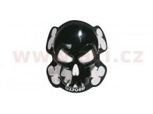 slidery Skull, OXFORD (černé, pár)