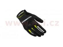 rukavice FLASH CE, SPIDI (černé/žluté fluo)