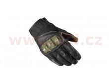 rukavice REBEL, SPIDI (černé/pískové/žluté)