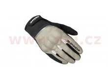 rukavice FLASH CE, SPIDI (černá/béžová)