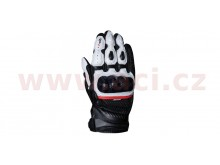 rukavice RP-4S, OXFORD (černé/bílé)