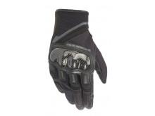 rukavice CHROME 2021, ALPINESTARS (černá/tmavě šedá)
