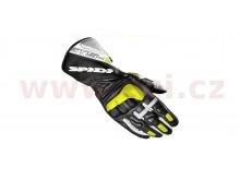 rukavice STS R2 LADY, SPIDI, dámské (bílé/černé/žluté fluo)