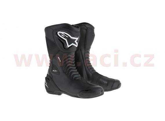 boty SMX-S, ALPINESTARS (černé)