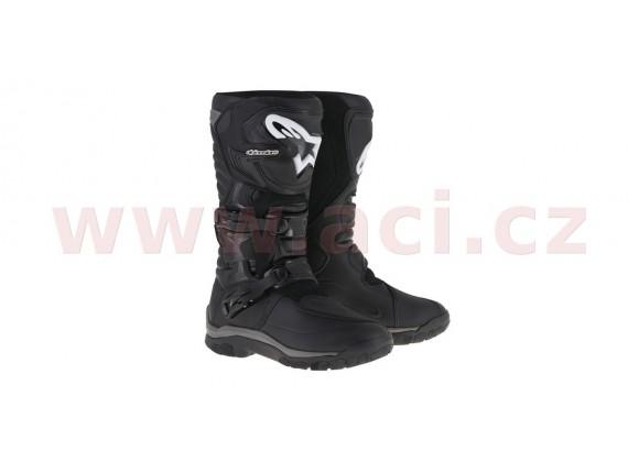boty COROZAL ADVENTURE Drystar, ALPINESTARS (černé)
