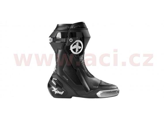 boty XP9-R, XPD (černé)