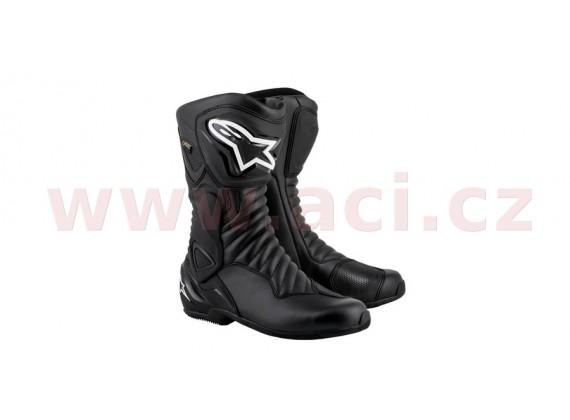 boty SMX 6 Gore-Tex, ALPINESTARS (černá)