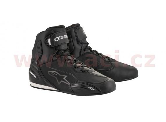 boty FASTER 3, ALPINESTARS (černé/černé)