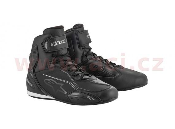 boty STELLA FASTER 3, ALPINESTARS, dámské (černé/stříbrné)