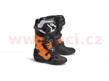boty ALPINESTARS TECH 10 2020, KTM (černá/oranžová)