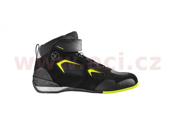 boty X-RADICAL, XPD (černá/žlutá)