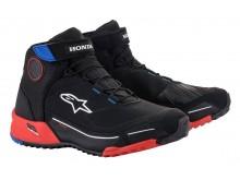 boty CR-X DRYSTAR HONDA kolekce 2021, ALPINESTARS (černá/červená/modrá)