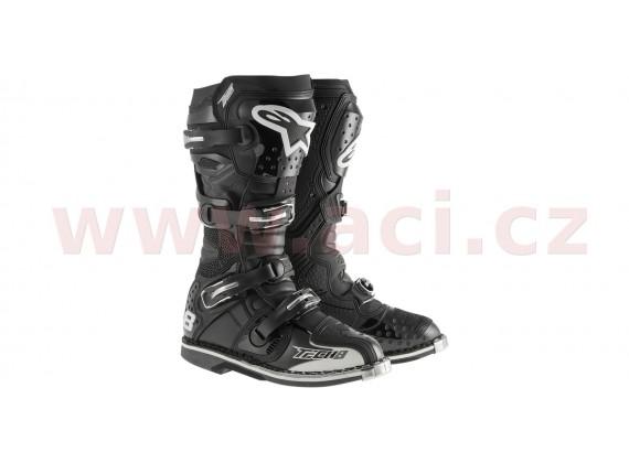 boty Tech 8 RS, ALPINESTARS (černé)