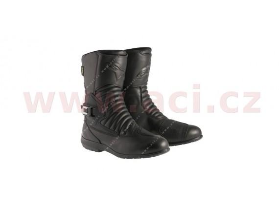 boty Mono Fuse Gore-Tex, ALPINESTARS (černé)