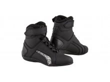 boty Velcro 2.0, KORE, dámské (černé/bílé)