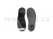 podrážky pro boty TECH8, ALPINESTARS - Itálie (černé, pár)