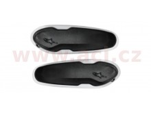 slidery špičky pro boty Supertech R/SMX PLUS/SMX-6/SMX S a SMX-1 R, ALPINESTARS (černé/bíl