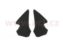 pryžový protektor vnitřního lítka pro boty TECH10 2014 a dále, ALPINESTARS (černé, pár)