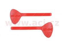 přezka lítková pro boty SMX PLUS, ALPINESTARS (červené, pár)