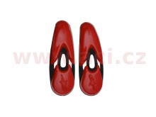 slidery špičky pro boty SMX-R/SMX-1/2/4/5/WP/STELLA/SUPERTECH R, ALPINESTARS (červené, pár