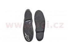 podrážky pro boty SMX 5/SMX 1, ALPINESTARS (černé, pár)