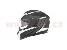 přilba N302 Shape, NOX (černá/bílá)