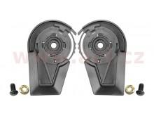 mechanismus hledí pro přilby Jet Tech, CASSIDA