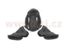 lícnice a klobouk pro přilby Jet Tech, CASSIDA