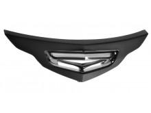 bradový kryt ventilace pro přilby MOVEMENTS S, AIROH - Itálie (černý)