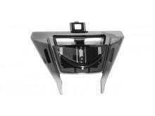 bradový kryt ventilace pro přilby PHANTOM S, AIROH - Itálie (černý)