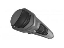 vrchní kryt ventilace pro přilby RIDES, AIROH - Itálie (černý/bílý)