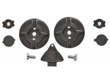 mechanismus hledí pro přilby J 106, AIROH - Itálie
