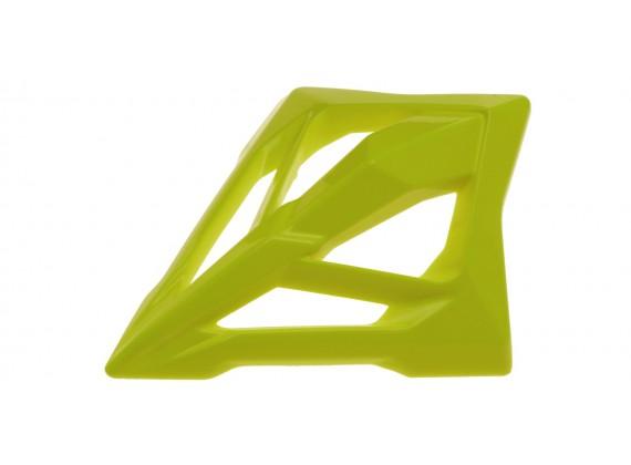 bradový chránič pro přilby AVIATOR 2.2, AIROH - Itálie (žluté)
