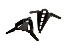 bradový deflektor pro přilby TWIST, AIROH - Itálie