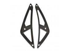 horní kryty ventilace pro přilby AVIATOR J, AIROH - Itálie