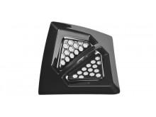 př. kryt ventilace pro přilby ARCHER, AIROH - Itálie (černý)