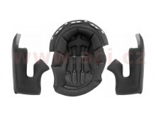 lícnice a klobouk interieru pro přilby N915/N917, NOX