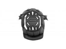 klobouk interiéru pro přilby Terminator Open Vision, AIROH - Itálie (černý)