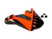 kšilt pro přilbu ELITE, FLY RACING - USA (černá)