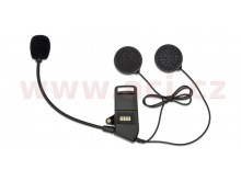 sada pro úpravu na handsfree k Bluetooth headsetu SMH10 pro přilby BELL MAG-9, SENA