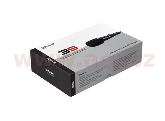 Bluetooth handsfree headset 3S pro skútry pro otevírací přilby (dosah 0,2 km), SENA